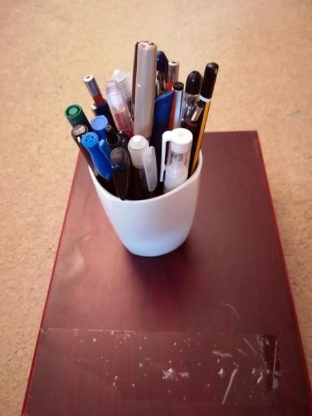 مجموعة من أقلامي