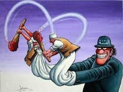 الفنان محمد الزواوي يقتنص الحالة الليبية